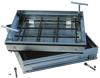 Render de la tapa TOPTEK RE 1.0 no asistida de medidas exteriores 500x500mm y altura 72.5, clase de carga M125