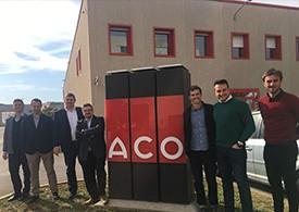 La ingeniería Grupotec se forma en ACO