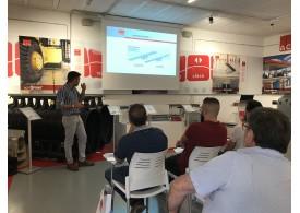 Formación Creixell, Materials Pujol, Claramunt y Can Rul en ACO 2018