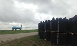 ACO en el Aeropuerto de Lisboa - Stormbrixx