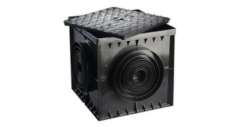 K-box tampa de caixa de inspeção de plástico