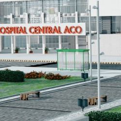Hospital Central ACO Jardim
