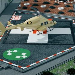 Hospital Central ACO Helipuerto