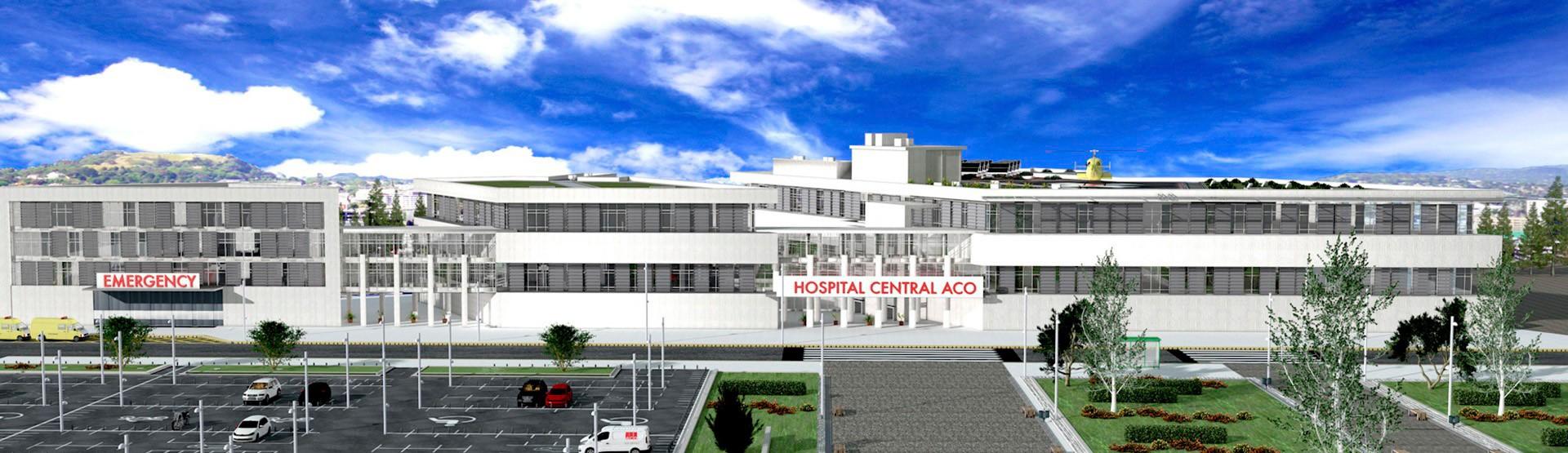 ACO Microsite Hospitais