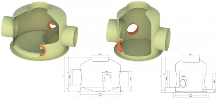 BYPASS externo para separador