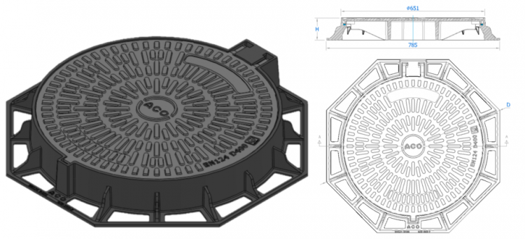 Tapa BASIC circular