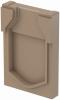 Render da tampa inicio para o canal MONOBLOCK RD300V L40 A400 H600 em betão polímerico.
