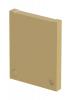 Render da tampa inicio/fin para o canal MONOBLOCK PD200V 0.0 L40 A250 H320 em betão polímerico.