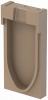 Render da tampa inicio para o canal MONOBLOCK RD200V 0.0 L84 A260 H330 em betão polímerico.