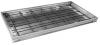 Render de la tapa TOPTEK RE 1.0 no asistida de medidas exteriores 500x500mm y altura 50, clase de carga peatonal