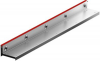 Render da grelha para canal MULTIDRIAN/MULTILINE/XTRADRAIN 100, grelha brickslot-ST L H65 em aço galvanizado da dimensões L1000 A123 H88 sem sistema de fixação, classe de carga C250.