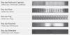 Render de las distintas rejas del canal CLASSIC