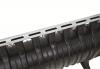 Render detalle de la reja Q-Flow enacero galvanizado F900 del canal QMAX