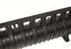 Render detalle de la reja Q-Guard en fundiçio F900 del canal QMAX